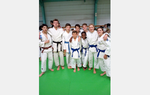 Stage sportif Minimes/Cadets